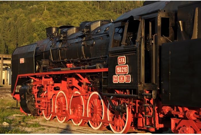 trenul greu pierde în greutate