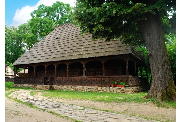 Arhitectura ţărănească din nordul Transilvaniei